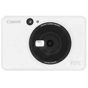 Canon インスタントカメラプリンター iNSPiC CV−123(ホワイト)