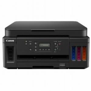 キヤノン CANON インクジェット複合機「GIGATANK」[カード・名刺〜A4対応/USB2.0...