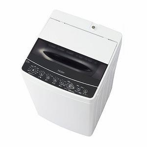 ハイアール 全自動洗濯機 [洗濯5.5kg] JW−C55D−K ブラック(標準設置無料)