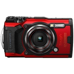 オリンパス TG−6 コンパクトデジタルカメラ Tough(タフ) レッド [防水+防塵+耐衝撃] TG6RED y-kojima 02