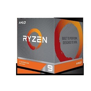AMD AMD Ryzen 9 3900X With Wraith Prism cooler 100...