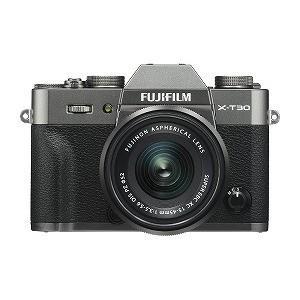 富士フイルム ミラーレス一眼カメラ FUJIFILM X−T30【XC15−45レンズキット】(チャ...