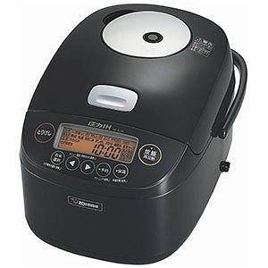 象印 ZOJIRUSHI 炊飯器 「極め炊き」 [1升/圧力IH] NP−BJ18−BA ブラック