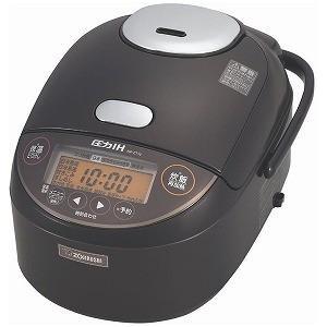 象印 ZOJIRUSHI 炊飯器 「極め炊き」 [5.5合/圧力IH] NP−ZT10−TD ダーク...