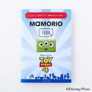 MAMORIO MAMORIO FUDA Disney ver リトルグリーンメン MAMF−001...