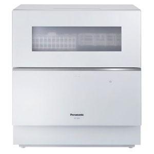 パナソニック 食器洗い乾燥機 (5人用・食器点数40点) NP−TZ200−W ホワイト