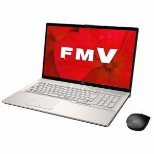 富士通 ノートパソコン FMV LIFEBOOK NH90/D2 FMVN90D2G  シャンパンゴールド