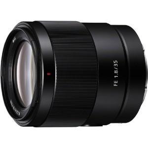 ソニー SONY カメラレンズ FE 35mm F1.8「ソニーEマウント」 [ソニーE /単焦点レ...
