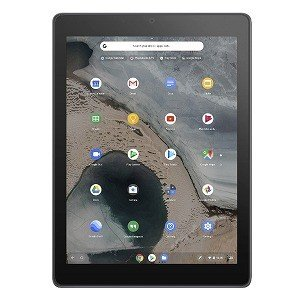 ASUS Chromebook Tablet CT100PA−AW0010 ダークグレイ