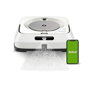 iRobot アイロボット 床拭きロボット ブラーバ ジェットm6(Braava Jet) m613...