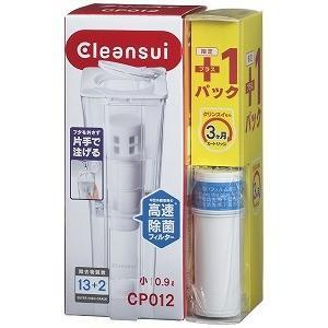 三菱ケミカルクリンスイ ポット型浄水器カートリッジ1本プラス CP012WWT CP012W−WT