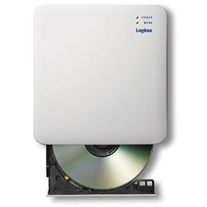 エレコム ELECOM WiFi対応CD録音ドライブ 5GHz iOS_Android対応 USB3...