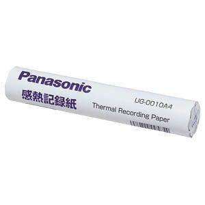 パナソニック ファクス用感熱記録紙 UG‐0010A4