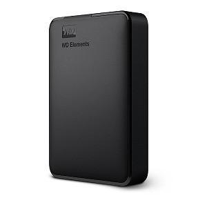 ウエスタンデジタル 外付けHDD WD Elements Portable [ポータブル型 /5TB...