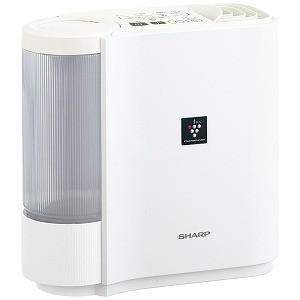 シャープ SHARP 加湿器[気化式・木造5畳/プレハブ8畳まで] HV−J30−W ホワイト系