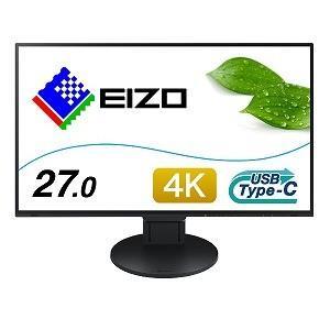 EIZO 4K対応 27.0型液晶ディスプレイ Surface対応モデル FlexScan EV27...