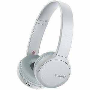 ソニー SONY ブルートゥースヘッドホン WH−CH510−WC ホワイト