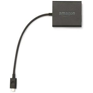Amazon純正 Fire TV Stickシリーズ対応 イーサネットアダプタ B01LXP5TXI