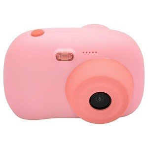 ハイテックジャパン Mini Kids Camera (ミニキッズカメラ) ピンク HWC33−PK