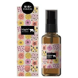 キッピス 髪と肌のオイルミスト 両手いっぱいの花束の香り キッピスミストリョウテハナタバ(86