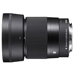 シグマ カメラレンズ 30mm F1.4 DC DN Contemporary「EF−Mマウント(A...