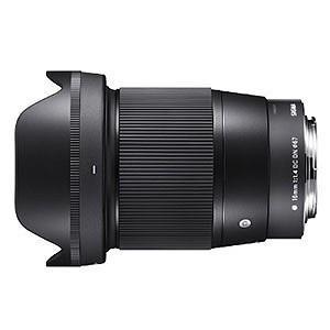 シグマ カメラレンズ 16mm F1.4 DC DN Contemporary「EF−Mマウント(A...