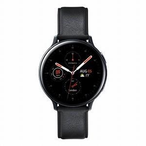 サムスン サムスン ウェアラブル端末 Galaxy Watch Active2 44mm ブラック(ステンレス) SM−R820NSKAXJP