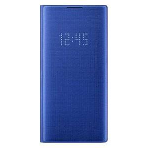 サムスン 「純正」サムスン Galaxy Note10+用 LED VIEW COVER ブルー E...