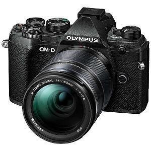 オリンパス OLYMPUS ミラーレス一眼カメラ (14−150mm IIレンズキット) E−M5 ...