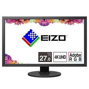 ナナオ/EIZO 26.9型カラーマネージメント液晶モニター ColorEdge CS2740−BK