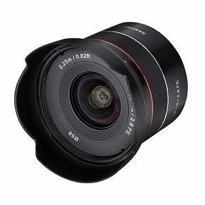 SAMYANG カメラレンズ AF18mm F2.8 FE「ソニーEマウント」[ソニーE/単焦点レン...
