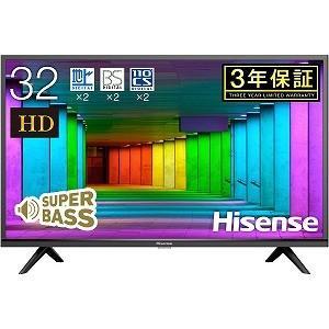 ハイセンス 32V型ハイビジョン液晶テレビ 32H38Eの画像