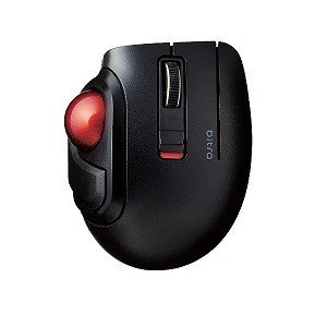 エレコム ELECOM マウス トラックボール [光学式 /5ボタン /Bluetooth /無線(...