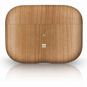 PRISMART Case for AirPods Pro Wood Camel CSAPPPAWDC(ウット