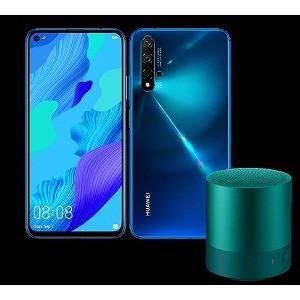 nova 5T/Blue + Mini Speaker Green NOVA5T/BLUE+SP(B...