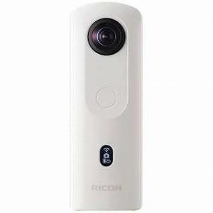 リコー RICOH デジタルカメラ THETA SC2(シータ) ホワイト [4K対応]