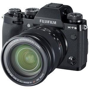 富士フイルム FUJIFILM X−T3 ミラーレス一眼カメラ XF16−80mmレンズキット ブラ...