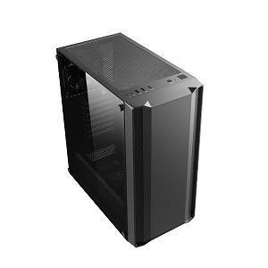 ソリデックス PCケース 黒鴉 kurogarasu JAX−03W ブラック