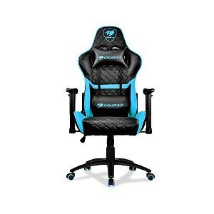 COUGAR クーガー COUGAR Armor One Sky Blue ゲーミングチェア CGR...