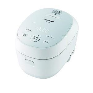 シャープ SHARP 炊飯器 PLAINLY ホワイト系 KS−HF05B−W