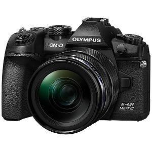 オリンパス OLYMPUS OM−D E−M1 Mark III ミラーレス一眼カメラ 12−40m...