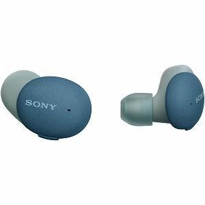 ソニー SONY フルワイヤレスイヤホン WF−H800 LM ブルー