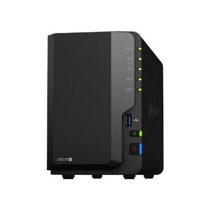 SYNOLOGY NASキット[ストレージ無 /2ベイ] DiskStation DS220+