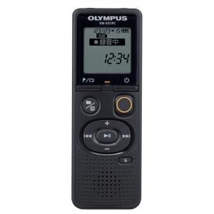 オリンパス OLYMPUS ICレコーダー Voice−Trek ブラック [4GB] VN551PCBLK コジマPayPayモール店