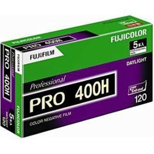 富士フイルム FUJIFILM PRO 400H 5本パック(新パッケージ) 120PRO400HEPNP12EX5|コジマPayPayモール店