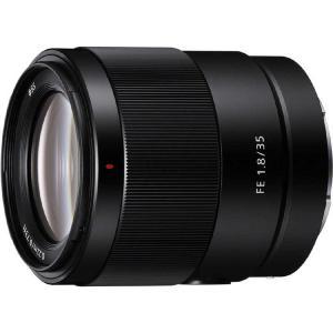 ソニー SONY カメラレンズ FE 35mm F1.8「ソニーEマウント」 [ソニーE /単焦点レンズ] SEL35F18F|コジマPayPayモール店