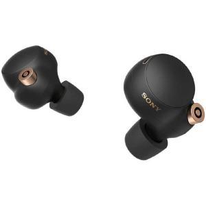 ソニー SONY 【9月上旬以降出荷予定】ワイヤレスノイズキャンセリングステレオヘッドセット WF-1000XM4 BM ブラックの画像
