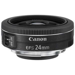 キヤノン CANON 交換レンズ EF-S24mm F2.8 STM EF‐S2428STM|コジマPayPayモール店