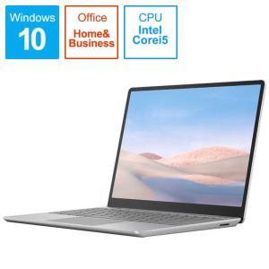 Surface Laptop Go i5[12.4型/Core i5/SSD:128GB/メ..