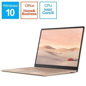 マイクロソフト Microsoft Surface Laptop Go i5 [12.4型/Core i5/SSD:128GB/メモリ:8GB/2020年10..